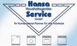 Hansa Haushaltsgeräte Service GmbH Logo