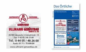 Telefonbuchwerbung_Ullmann Geruestbau