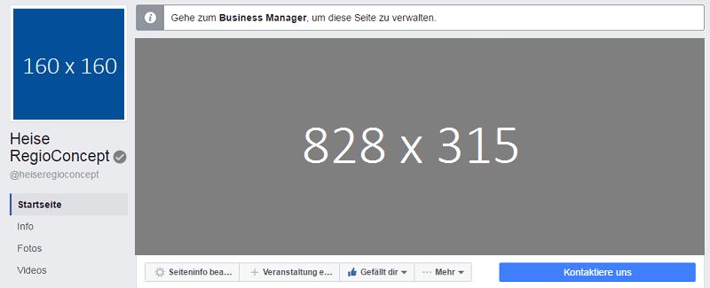 facebook profilbild ändern app