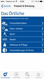 Harz-App-Ort-entdecken