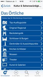 ostsee-app-ort-entdecken