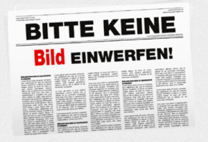 Der Anti-Bild-Sticker (Quelle: http://www.innup.de/Sticker-Gegen-Bild_Verteilung)