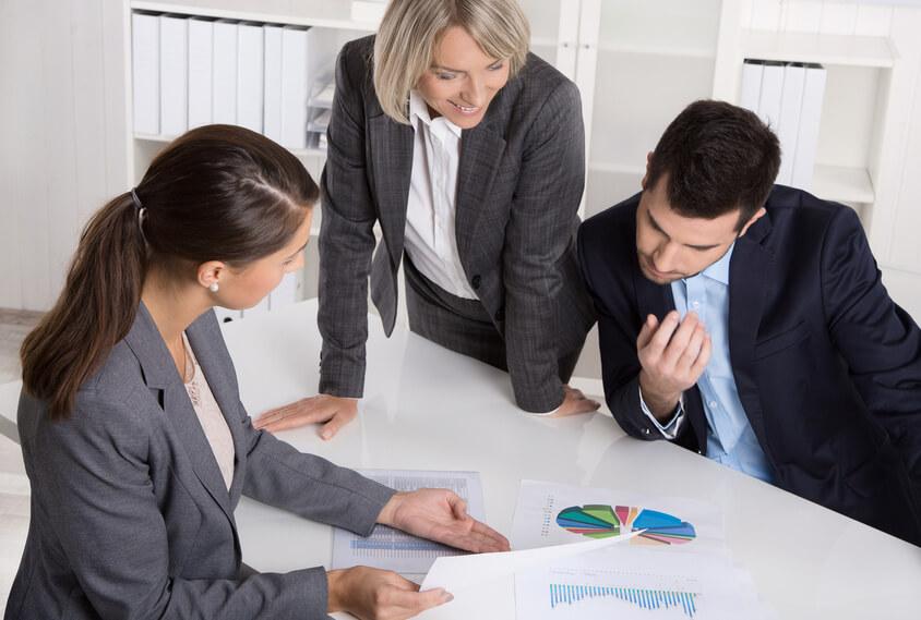 Web-Controlling Ziele definieren