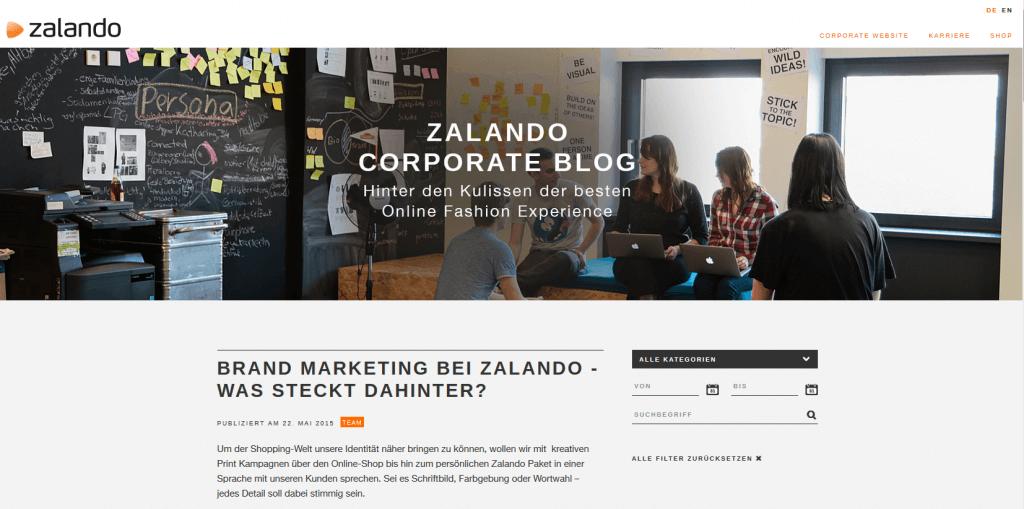 Zalando Blog