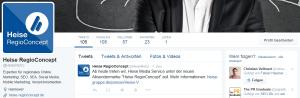 Twitter Profil bearbeiten