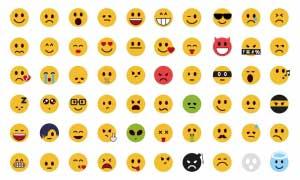 Emojis in Suchergebnissen