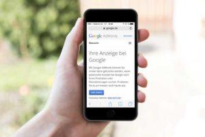 Google AdWords Kampagne für Mobilgeräte erstellen