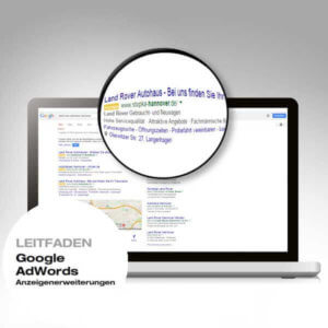 Leitfaden Google AdWords Bubble