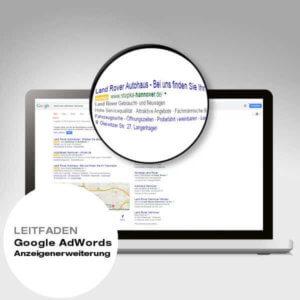 Leitfaden Google AdWords Bubble3