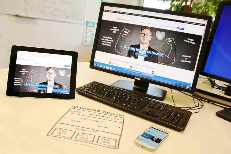 Responive Webdesign