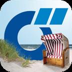 Ostsee-App von Das Örtliche