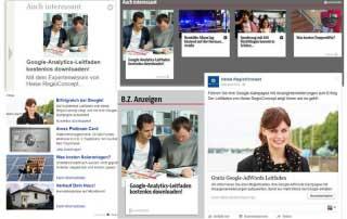 Content-Promotion-Plattformen im Test: Wie gut funktionieren Plista, Outbrain, Ligatus, Google Display Netzwerk und Co.?