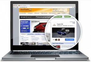 Abb. 11: Google+ Post Ad von Toyota