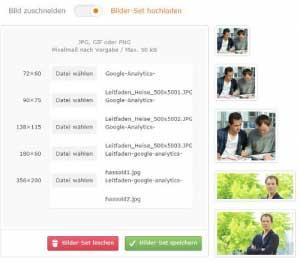 Content-Promotion_Ligatus Bild hochladen