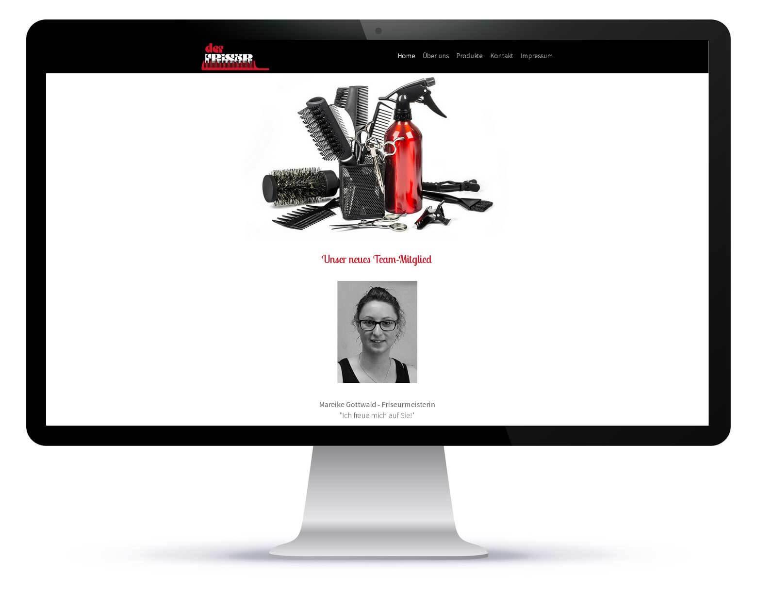 Homepage_DerFrisoer