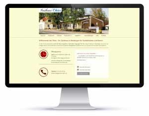 Homepage_Gasthaus Thies