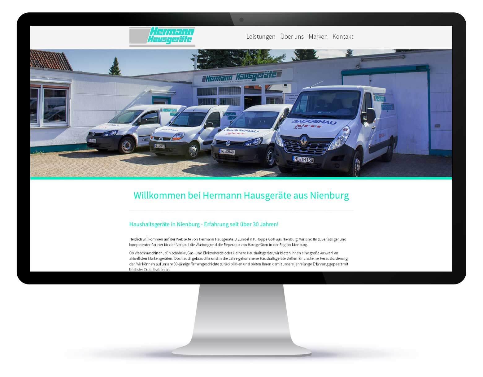 Homepage_Hermann Hausgeraete
