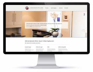 Homepage_Zahnarzt Sauer