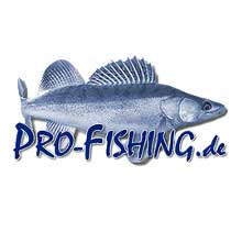 pro-fishing.de Logo