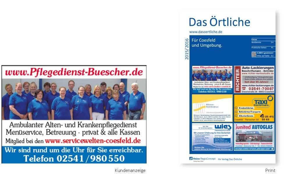 Telefonbuchwerbung_Pflegedienst_Buescher_Anzeige