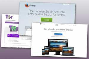 Browsererweiterungen Beispiel