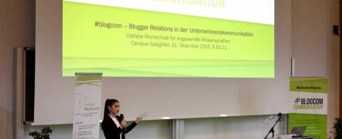 Blogger-Relations in der Unternehmenskommunikation