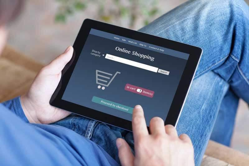 Online Shopping Marktplätze