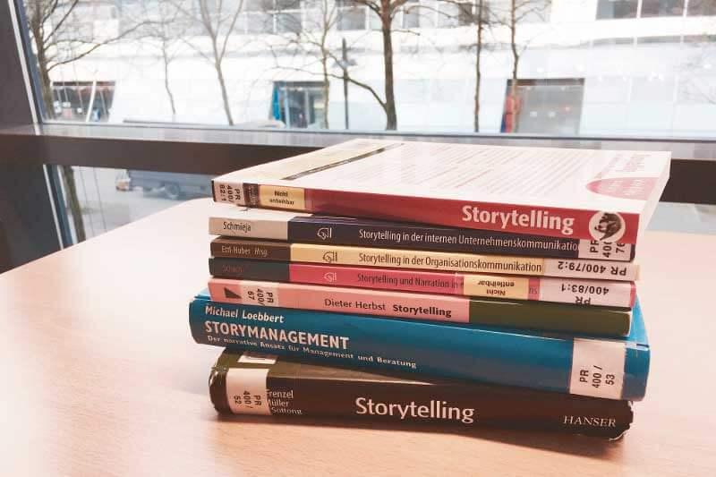 Storytelling fuer KMU