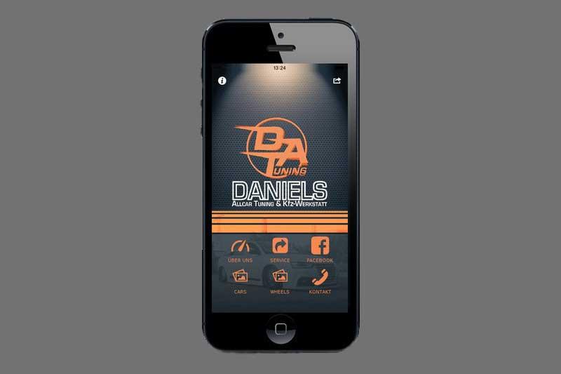 Daniels Allcar Tuning AppiPhone