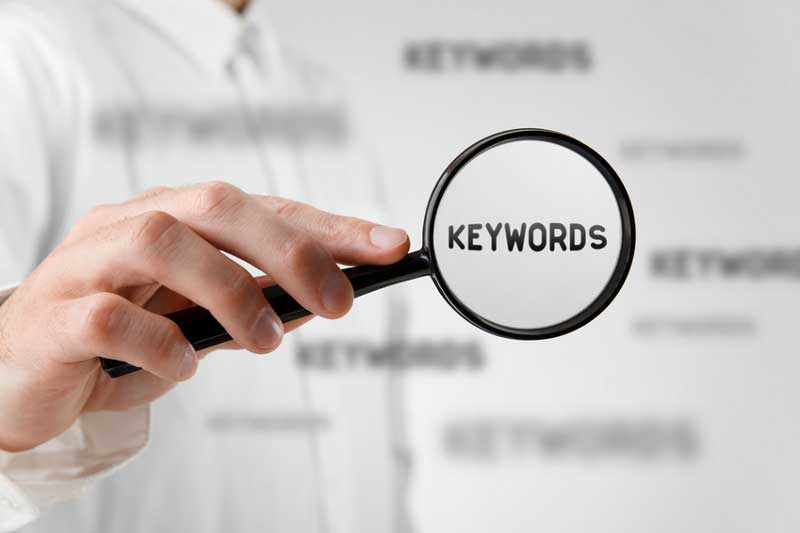 Google AdWords und die Keywords