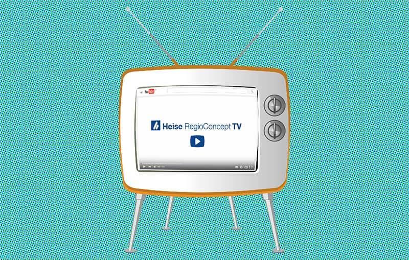 Heise RegioConcept TV