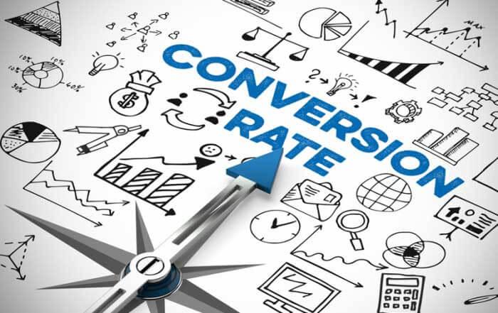 Conversions und Conversion-Rate
