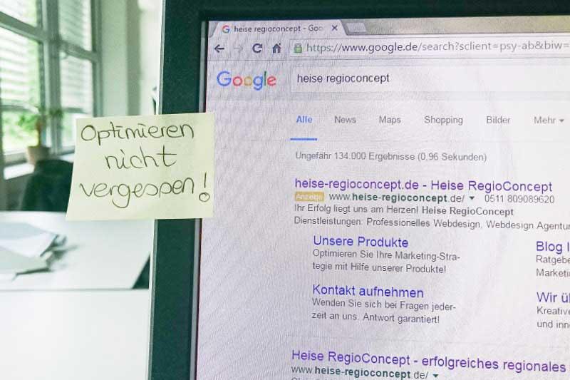 Google-AdWords-Kampagne optimieren