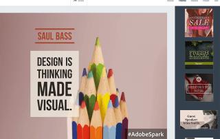 Adobe Spark Grundlagen