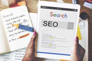 Keyworddichte in Online-Texten