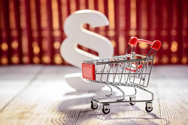 Online-Shops und Internet-Recht