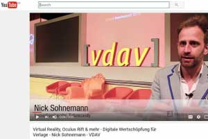 Virtual Reality Nick Sohnemann