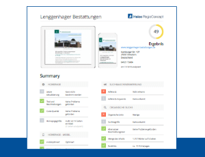 Screenshot Heise Digitalcheck