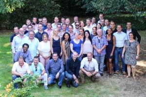 Mittlerweile arbeiten 70 MitarbeiterInnen bei Heise Media Service. Vor fünf Jahren waren es noch 13.
