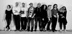 Team des Hamburger Unternehmens SpiceVR