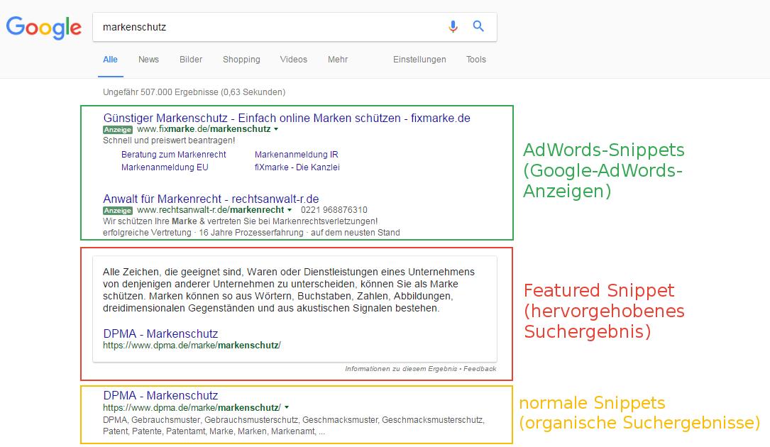 vergleich-der-google-snippets