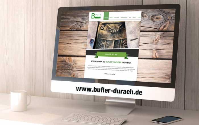 Homepage Bufler