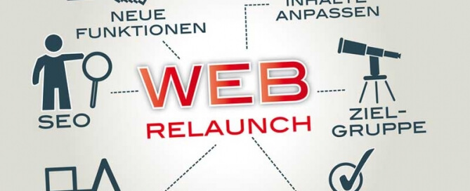 Websitrelaunch