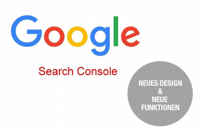 Neue Funktionen bei Google Search Console