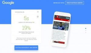 Screenshot Test my Site Quelle Google
