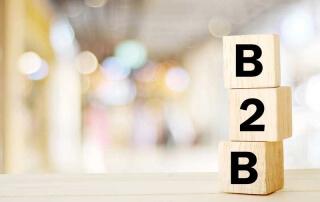 B2B Geschäft
