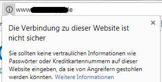 Ssl Verschlüsselung Websites Ohne Https Sind Von Gestern