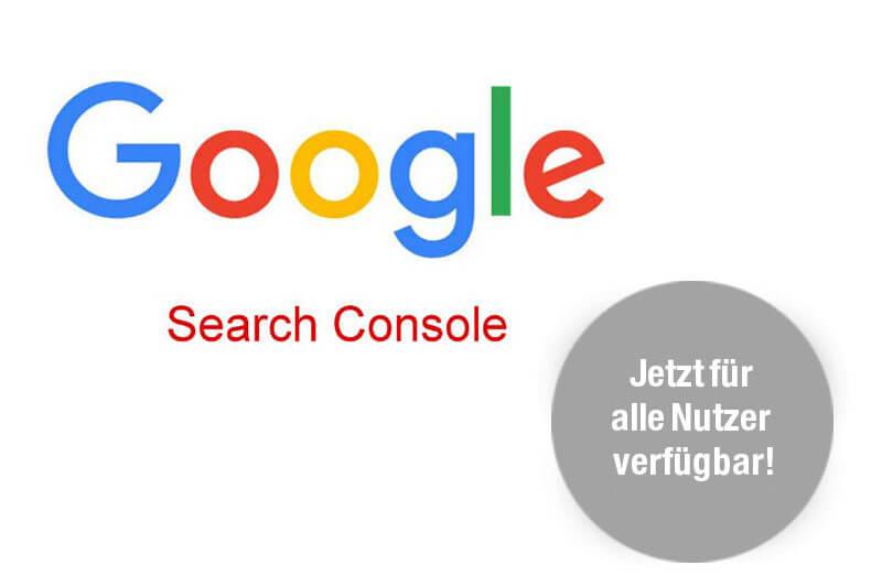Google Search fuer alle Nutzer
