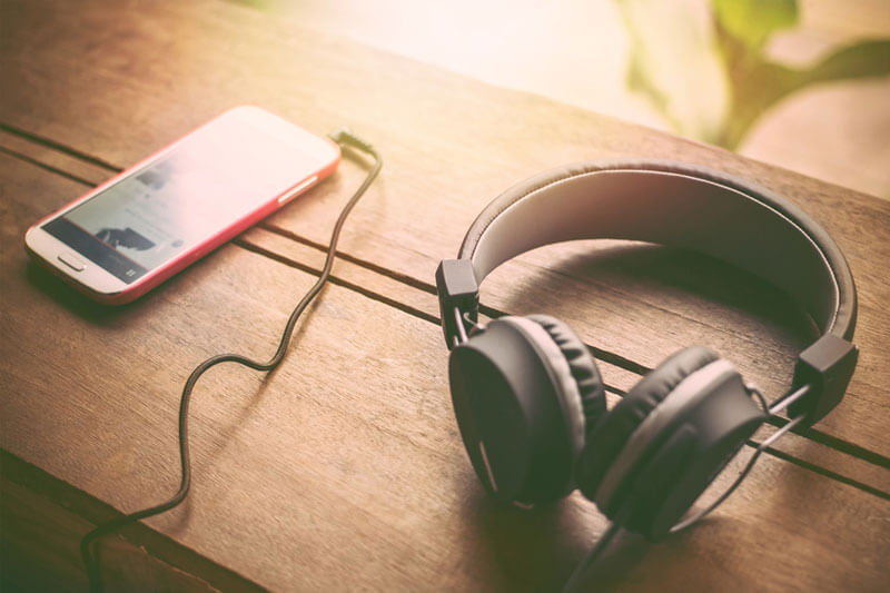 Audio Werbung