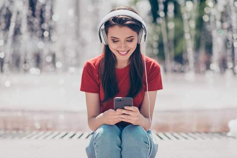Digitale Audio Werbung